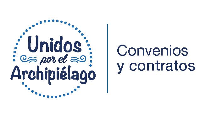 """Convenios y contratos operación Unidos por el Archipiélago"""" width="""